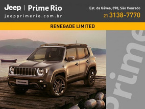 Jeep Renegade Limited 1.8 Flex, Rnglimi