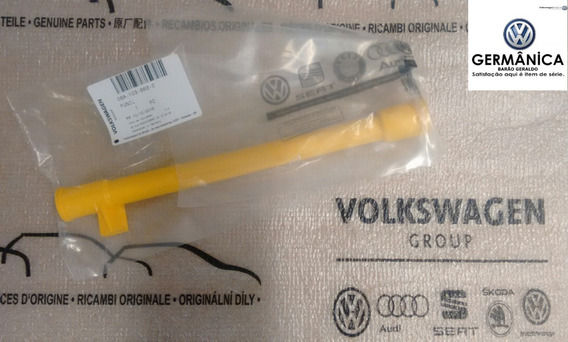 Tubo Da Vareta Do Oleo Golf Polo Jetta 2.0 100% Original Vw