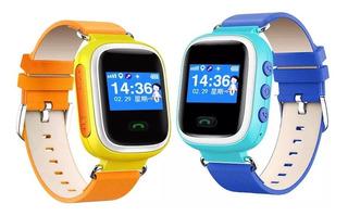 Relogio Smartwatch Infantil Q-60 Gps, Sos, Localizador