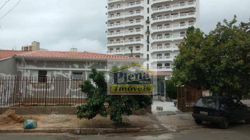 Casa Com 2 Dormitórios À Venda - Bonfim - Campinas/sp - Ca4150