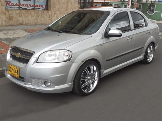 Chevrolet Aveo Emotion Re Full