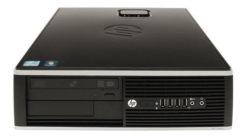 Cpu Desktop Hp Compaq 8200 Intel I5 4gb Ddr3 Hd 500gb