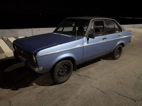 Ford Escort 1.6 Ghia (pamperito)