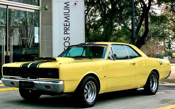 Gd Motors Dodge Gtx Año 1971 V8 260cv Muchos Accesorios