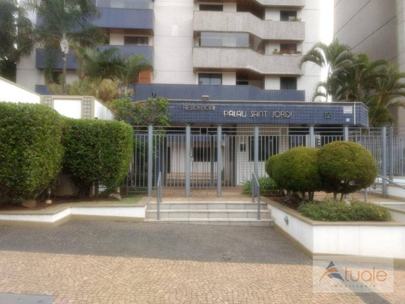 Apartamento Com 4 Dormitórios Para Alugar Ou Vender, 160 M² - Cambuí - Campinas/sp - Ap5213