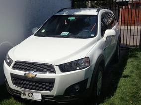 Chevrolet Captiva Ls 2.4 5 Ls 2.4l Fwd 6mt