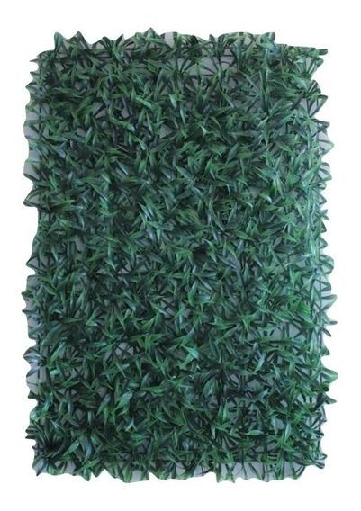 Jardin Vertical Muro Artificial 60x40 J005 Cesped Exterior - Net De Compras