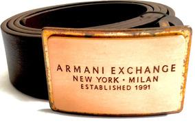 d0b1869eb644 Cinturon Armani Exchange - Cinturones de Hombre Armani en Mercado ...