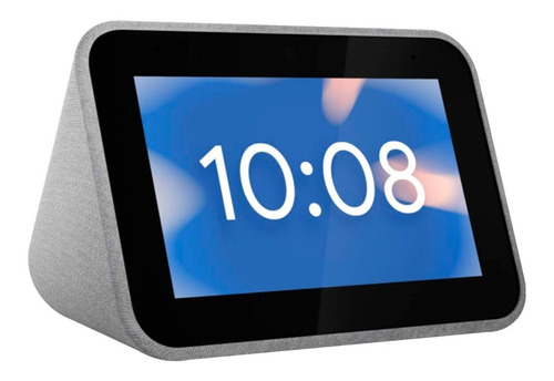Imagen 1 de 4 de Lenovo Smart Clock Con Google Asistente Virtual