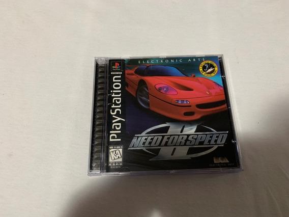 Need For Speed 2 Ps1 Original Americano