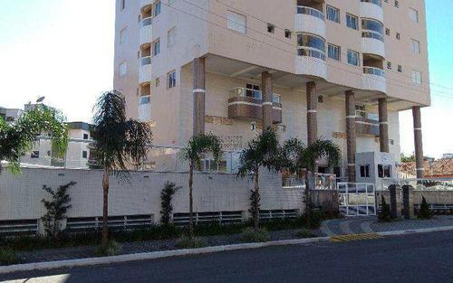 Imagem 1 de 11 de Excelente Apartamento Em Praia Grande, Vila Caiçara - V5234
