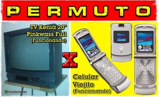 [permuta] Televisor Kenia 20
