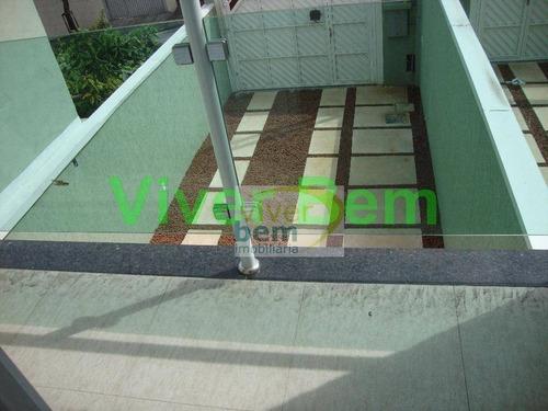 Sobrado Com 3 Dormitórios À Venda, 110 M² Por R$ 499.000,00 - Vila Formosa (zona Leste) - São Paulo/sp - So0445