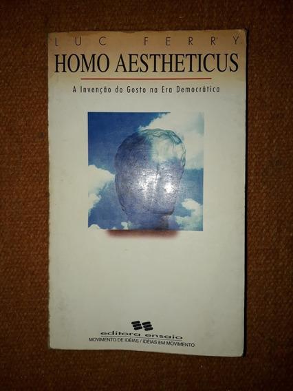 Homo Estheticus Luc Ferry