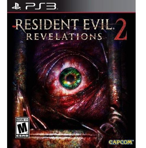 Resident Evil Revelations 2 Ps3 Digital Psn