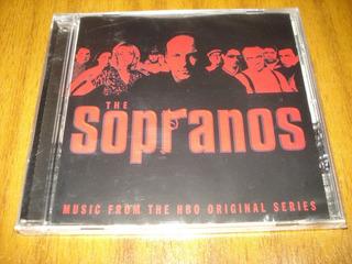 Cd Ost The Sopranos / Serie Tv Hbo (nuevo Y Sellado) Europeo
