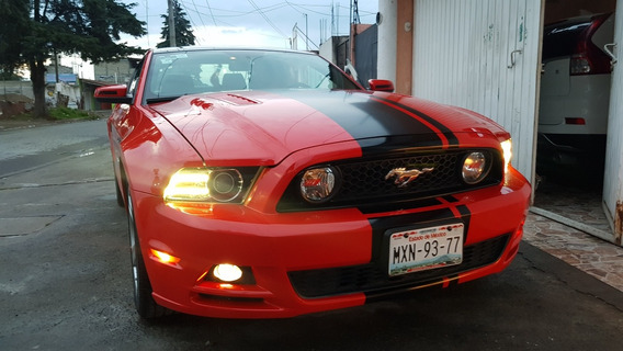Ford Mustang 5.0l Gt Equipado V8 Glass Roof At 2014