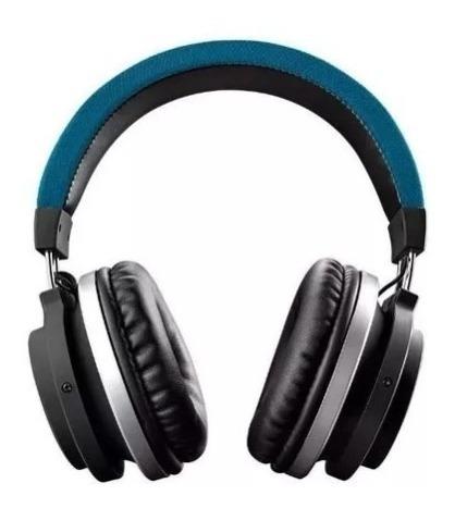 Fone De Ouvido Bluetooth Azul Pulse - Ph232 C Nota Fiscal