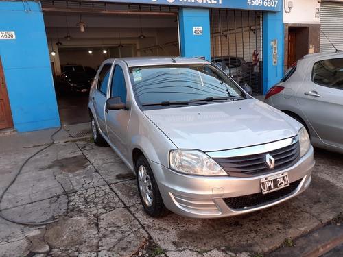 Renault Logan Nafta 4 Puertas No Siena No Corsa