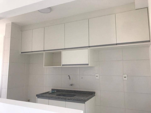 Apartamento Com 2 Dormitórios Para Alugar, 56 M² Por R$ 1.250,00/mês - Chácara Antonieta - Limeira/sp - Ap0303