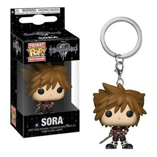 Funko Pop! Keychain: Kingdom Hearts 3 - Sora - (34065)