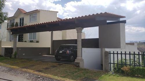 Casa En Venta, Fraccionamiento La Vista, Bosque Real (vw)