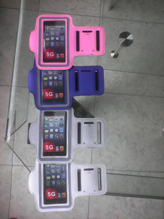Banda Brazo Deportiva iPhone 4/4s5s/5 Galaxy S3, Y iPod 52x1
