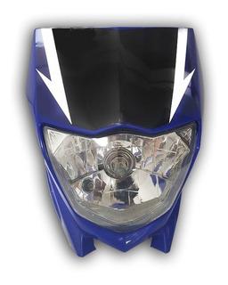 Mascara Carenado Faro Yamaha Xtz 125 Solomototeam
