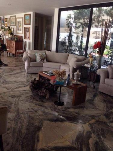 Imagem 1 de 16 de Casa Com 4 Dormitórios À Venda, 600 M² Por R$ 4.400.000,00 - Condomínio Bourgainville - São José Do Rio Preto/sp - Ca2269