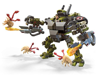 Mega Construx Halo Ataque De Kinsano Cyclops