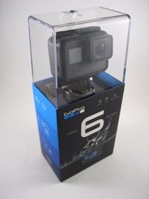 Gopro Hero 6 + Sd128gb + 7 Acessórios Originais