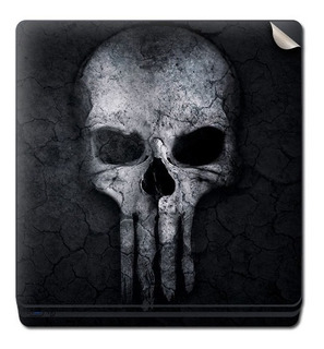 Skin Play 4 Ploteo Adhesivo Consola 4 Ps4 Diseños Slim Pro