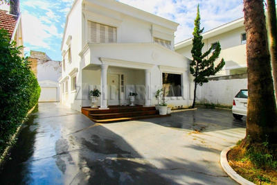 Casa - Jardim Europa - Ref: 109270 - V-109270