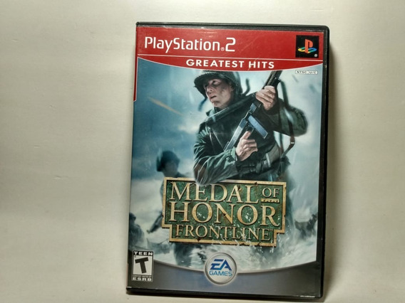 Medal Of Honor Front Line Original Americano - Ps2