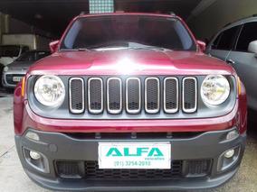 Jeep Renegade 1.8 Limited Edition Flex Aut. 5p