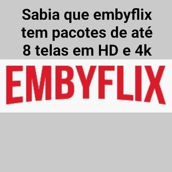 Filmes E Séries Embyflix