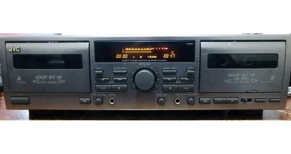Double Cassette Deck Td-w309 Jvc