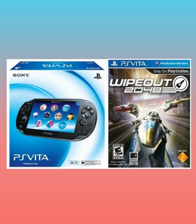 Psvita Fat Impecable Memoria 4gb Y Juego