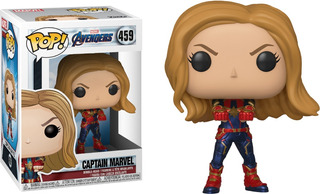 Funko Pop Capitana Marvel - Avengers Endgame