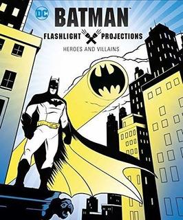 Batman: Flashlight Projections (inglés) Tapa Dura