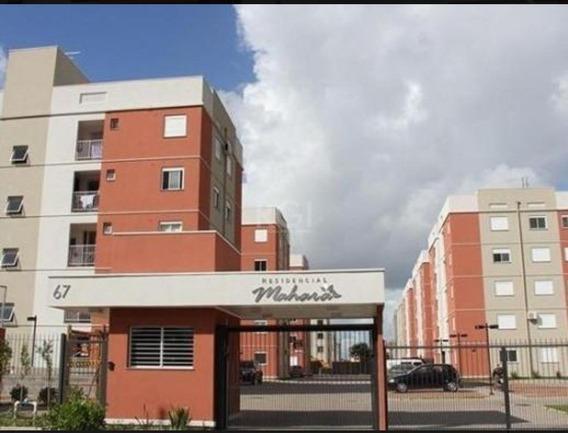 Apartamento Em Fátima Com 2 Dormitórios - Ot7303