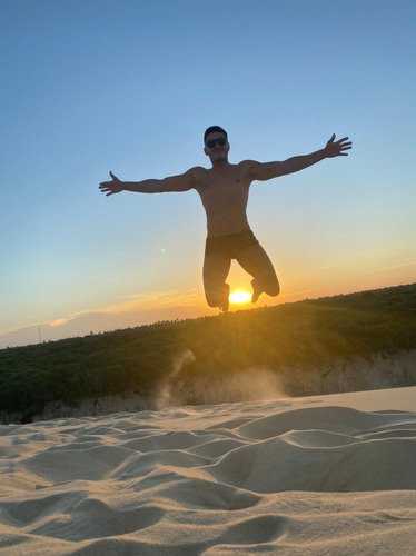 Imagem 1 de 4 de Passeios Turísticos De Buggy Na Praia De Morro Branco Ceará
