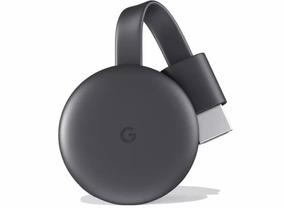 Google Chromecast 3 Hdmi 1080p Crohmecast 3 100% Original