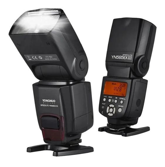 Flash Yongnuo Yn-565ex Lll Para Canon