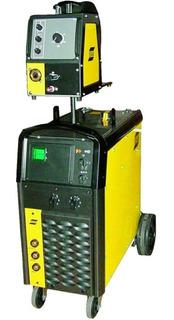 Maquina De Soldar Esab Origo Mig 410 + Origo Feed 304