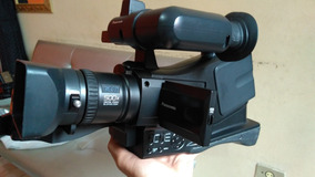 Filmadora Profissional Ag-dvc20 3ccd, Com Defeito