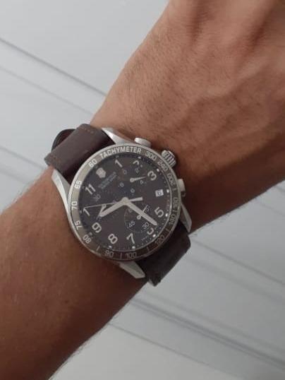 Relógio Victor Inox Suíço