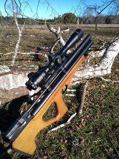 Rifle Pcp P15