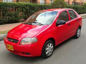Chevrolet Aveo Ls Mt1600cc Aa 4p