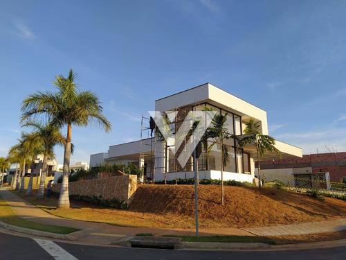Imagem 1 de 26 de Casa Com 3 Dormitórios À Venda, 245 M² Por R$ 2.250.000,00 - Alphaville Nova Esplanada Iv - Votorantim/sp - Ca1901